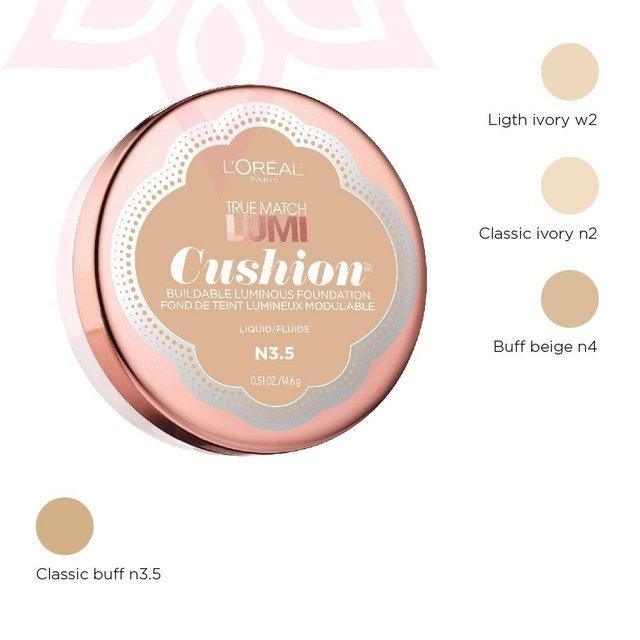 Cushion Lumi by True Match