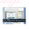 Vichy Cofre Aqualia Thermal Gel Hidratante Piel Normal a Mixta