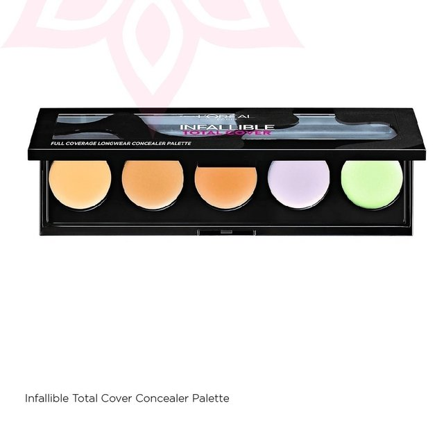 Infallible Total Cover Concealer Palette
