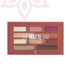 The Matte Bar Eyeshadow Palette