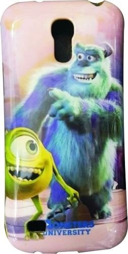 Funda Samsung S4 Mini Monster Inc  Minions Diseños I9190 en internet