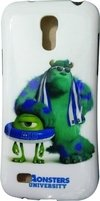 Funda Samsung S4 Mini Monster Inc  Minions Diseños I9190