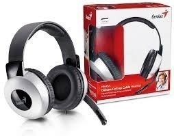 Auricular Genius Headset Pc Notebook Hs-05a Ergonomico