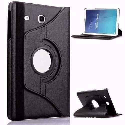 a387b8cbe6b Funda Samsung Tab E 9.6 Negro Gira Protector Tablet