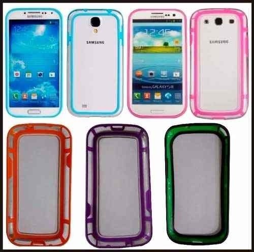 Bumper Samsung S3 I9300 Protector Bordes Vs Colores