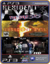 PS3 PACOTE IW 20 MÍDIA DIGITAL RESIDENT EVIL