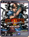 Ps3 Street Fighter 3 Third Strike - Midia Digital