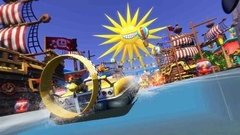 Ps3 Sonic & All-stars Racing Transformed - Midia Digital na internet