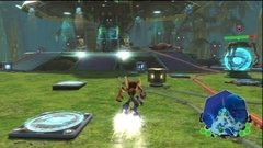 Ps3 Ratchet & Clank Full Frontal Assault - Midia Digital - LOJA IWGAMES