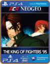 PS4 ACA NEOGEO THE KING OF FIGHTERS 95 Psn Original 1 Mídia Digital