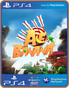 PS4 Ace Banana Psn Original 1 Mídia Digital
