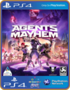 PS4 Agents of Mayhem Psn Original 1 Mídia Digital