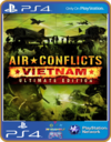 PS4 Air Conflicts Vietnam Ultimate Edition MIDIA DIGITAL ORIGINAL 1