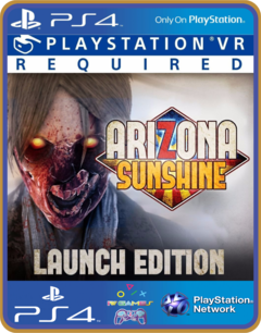 PSVR Arizona Sunshine  MIDIA DIGITAL ORIGINAL 1