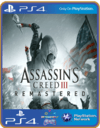 PS4 Assassins Creed 3 Remastered - MIDIA DIGITAL ORIGINAL 1