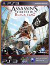Ps3 Assassins Creed 4 Black Flag - Original Mídia Digital