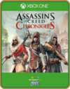 XBOX ONE PRIMÁRIA ASSASSINS CREED CHRONICLES TRILOGY