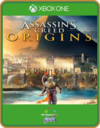 XBOX ONE PRIMÁRIA ASSASSINS CREED ORIGINS
