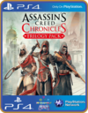 Ps4 Assassins Creed Chronicles Trilogy Psn Original 1 Mídia Digital