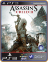 Ps3 Assassins Creed 3 | Mídia Digital - comprar online