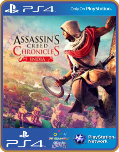 PS4 Assassins Creed Chronicles India Psn Original 1 Mídia Digital