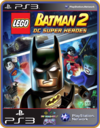 Ps3 Lego Batman 2 Dc Super Heroes - Mídia Digital - comprar online