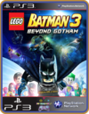 Ps3 Lego Batman 3 Beyond Gotham | Mídia Digital - comprar online