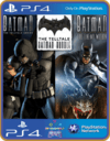 PS4  THE TELLTALE BATMAN BUNDLE PSN MÍDIA DIGITAL ORIGINAL 1 - comprar online