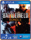 PS4 Conjunto Battlefield Bundle Psn Original 1 Mídia Digital