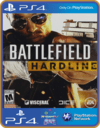 PS4 Battlefield Hardline Standard Edition Psn Original 1 Mídia Digital