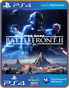 Ps4 Star Wars Battlefront 2 Psn Original 1 Mídia Digital