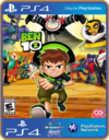 PS4  Ben 10- MIDIA DIGITAL ORIGINAL 1