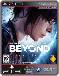 Ps3 Beyond Two Souls -  Original Mídia Digital - comprar online