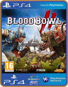 Ps4 Blood Bowl 2 Psn Original 1 Mídia Digital