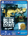 PS4 Blue Estate The Game Psn Original 1 Mídia Digital