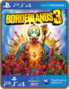 Ps4 Borderlands 3  midia digital