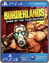 PS4  BORDERLANDS GAME OF THE YEAR EDITION PSN MÍDIA DIGITAL ORIGINAL 1