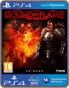 Ps4 Bound By Flame Psn Original 1 Mídia Digital
