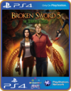 Ps4 Broken Sword 5 The Serpents Curse Psn Original 1 Mídia Digital