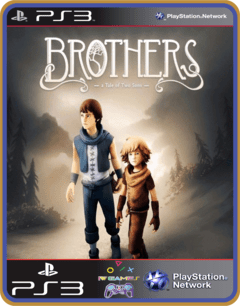 Ps3 Brothers A Tale Of Two Sons |  Mídia Digital