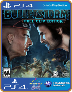 PS4  BULLETSTORM FULL CLIP EDITION MÍDIA DIGITAL ORIGINAL 1