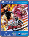 PS4 One Piece Burning Blood Psn Original 1 Mídia Digital