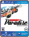PS4 Burnout Paradise Remastered - MIDIA DIGITAL ORIGINAL 1