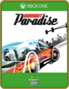 XBOX ONE PRIMÁRIA BURNOUT PARADISE