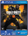 PS4 Call of Duty Black Ops 4 Psn PORTUGUÊS Original 1 Mídia Digital