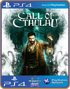 Ps4 Call of Cthulhu Midia digital