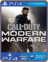Ps4 Call of Duty Modern Warfare Midia digital