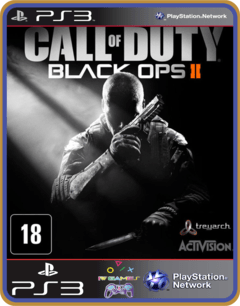 Ps3 Call of Duty®: Black Ops II com Pacote de Mapas Revolution - comprar online
