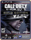 Ps3 Call Of Duty Ghosts Gold Edition | Mídia Digital - comprar online