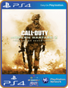 PS4 Call of Duty Modern Warfare 2 Campaign Remastered - PSN ORIGINAL 1 MÍDIA DIGITAL